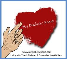Visit the My Diabetic Heart Store